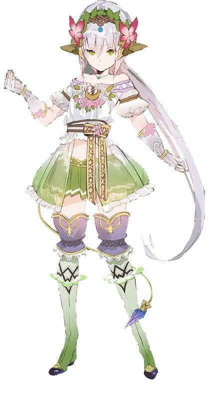 Plachta design in Atelier Sophie