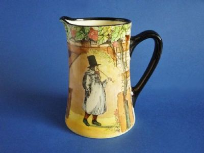 Royal Doulton 'Gaffers' Newlyn Jug D4210 c1920