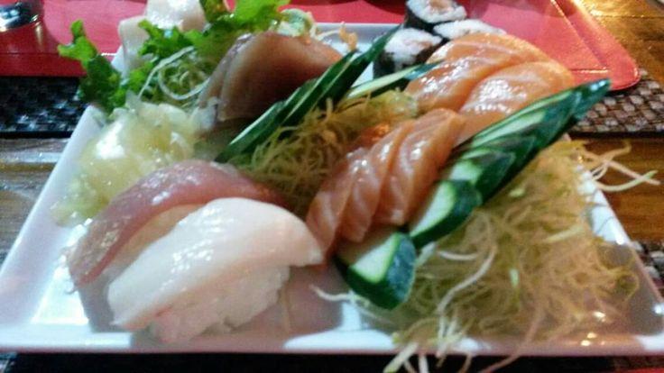 Sushi en Buzios