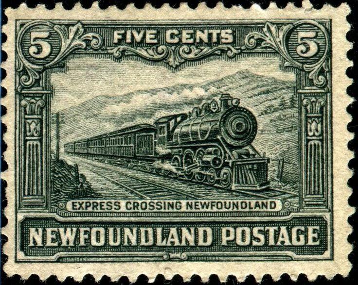 Canada (Newfoundland) Stamp 1928