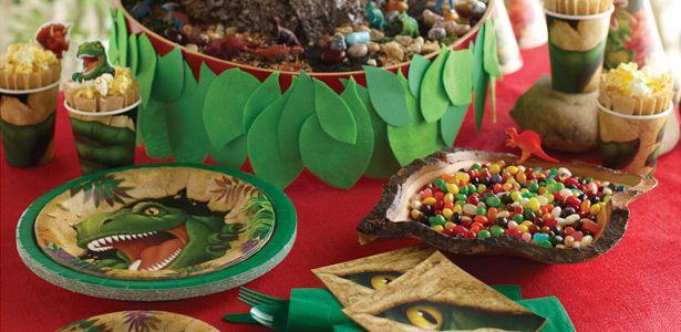 Festa di compleanno dinosauri per bambini - VegaooParty