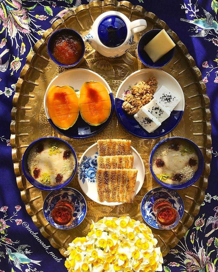 Persian breakfast - Haleem