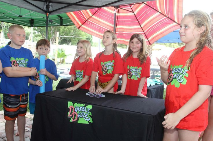 """Did two rounds of questions. They loved the trivia and """"being able to dare"""" """"double dare"""" or taking the physical challenge."""