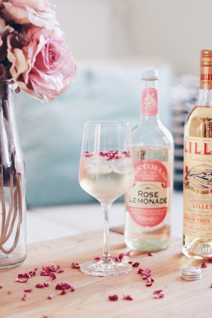 Rose Lemonade lillet blanc
