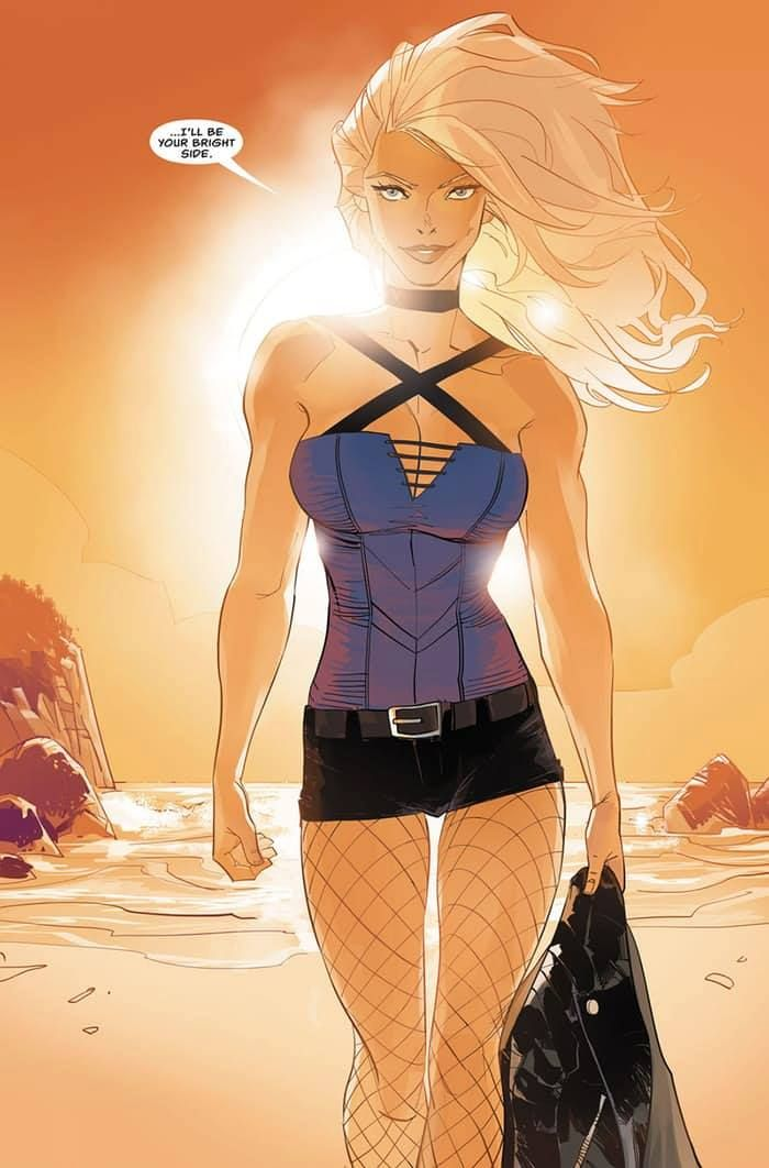 Black Canary - Otto Schmidt  <-- i love the fact that you can actually see some of the definition of her muscles