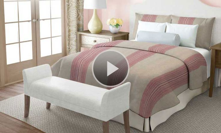 Watch Three Ways to Use Bright Colors in Your Bedroom in the  Video
