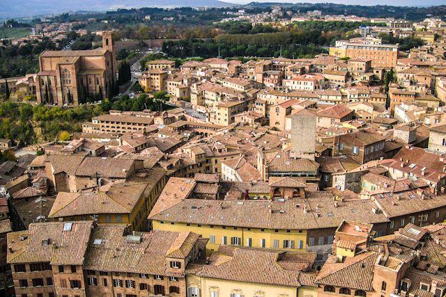 Platos típicos de la Toscana y de Florencia