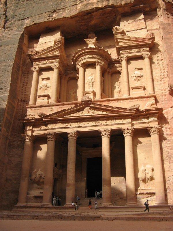 The Treasury, Petra #petra #jordan #treasury