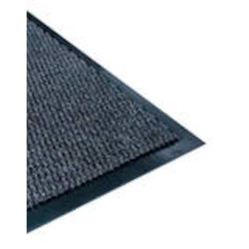 "Duro Rib Mat 3' X 4' by WMU. $112.58. Indoor Entrance Mat Berber style needlepunch carpet provides superior wear and cleaning characteristics. Bi-level nib construction provides multi directional scraping action. Polypropylene carpet is fade and stain resistant, and easy to clean. Slip resistant vinyl backing. All mats and rolls have 3/4"" PVC (vinyl) borders on all four sides. Tolerance: +/- 3% on width and length. Colors Available: Charcoal, Burgundy, Pebble, H..."