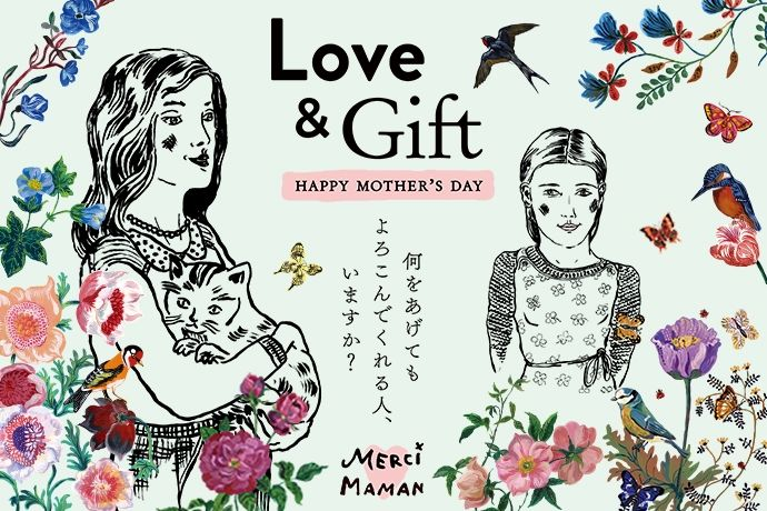 LOVE&GIFT Happy Mother's day!