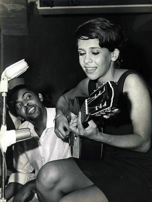 Gal Costa & Gilberto Gil