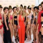 Britney Spears presenta la sua linea di lingerie alla NY Fashion Week