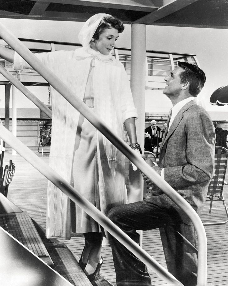 An Affair To Remember (1957) - Cary Grant and Deborah Kerr