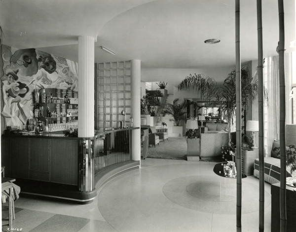Art Deco Home Interiors For Well Florida Memory Art Deco Style Home  Interior Free