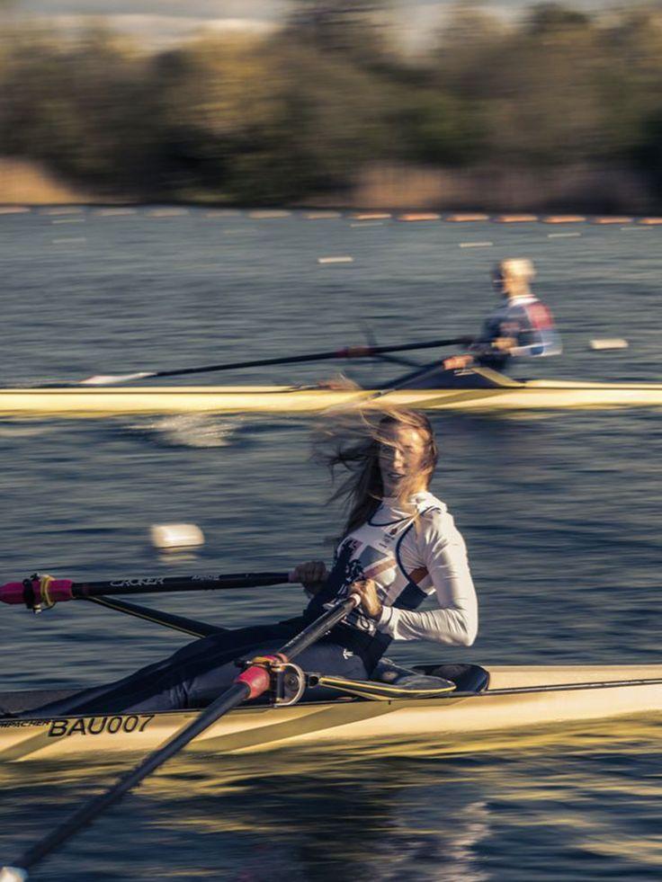 Helen Glover - Rowing