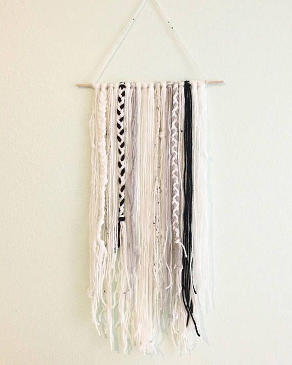 25+ unique Yarn wall art ideas on Pinterest