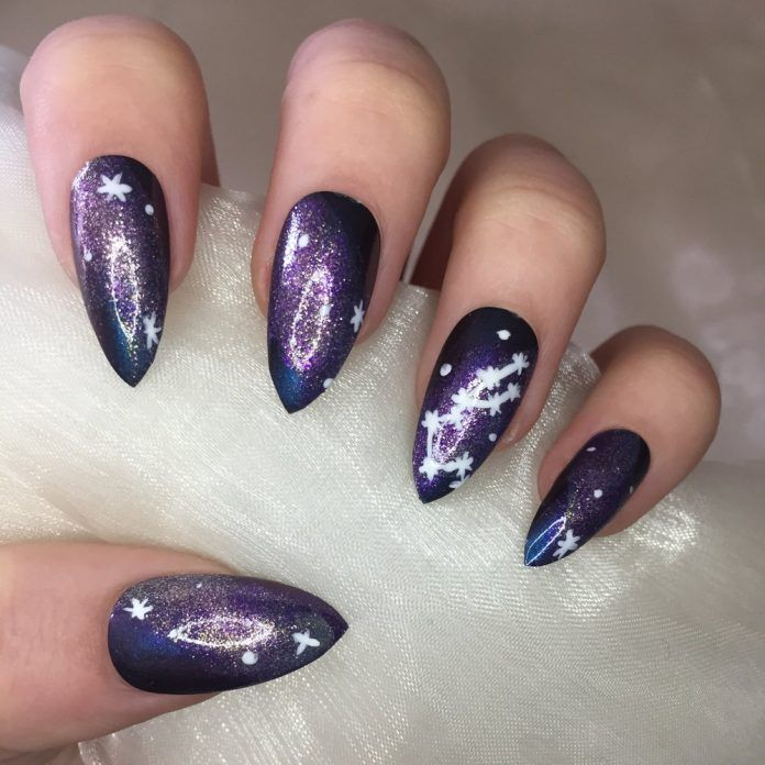 New Fab Aquarius Nails Ideas For 2019 Stylish F9 Nails Acrylic Nails Nail Art