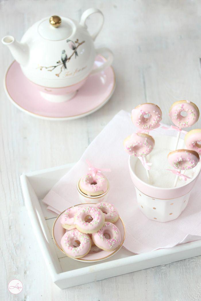 Mini Donuts Tatort Knabberei