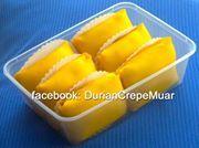 Durian Crepe Muar Melaka KL | My Blog