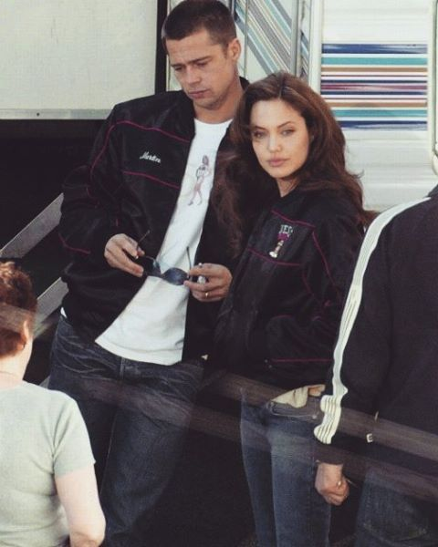 "#ontheset ""MR AND MRS SMITH"" 
