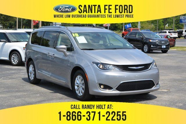 Used 2018 Chrysler Pacifica Touring L Fwd Van For Sale Gainesville