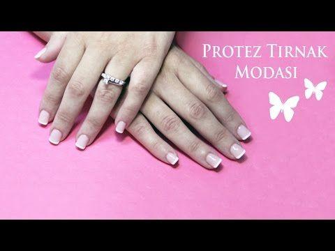 Protez Tırnak Modası I Kapak Kızı - YouTube