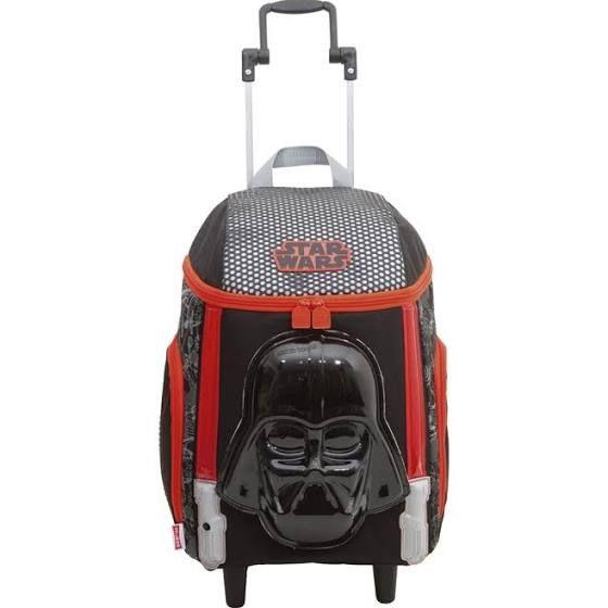 mochila de rodinha star wars