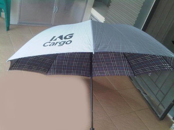Beli Payung Golf Promosi Tangerang - minimal order 60pcs dari zero souvenir zerosouvenir - Tangerang hanya di Bukalapak