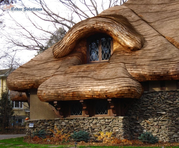 Best Cedar Thatched Roof Building Pinterest Beautiful 400 x 300