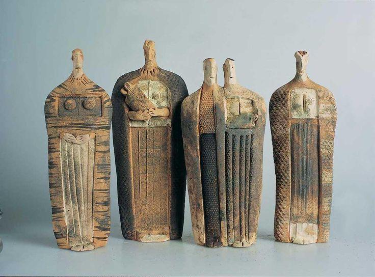 Ceramic figures ceramics pinterest ceramics for Figuras ceramica