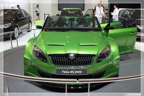 Skoda RS2000 !!! check this