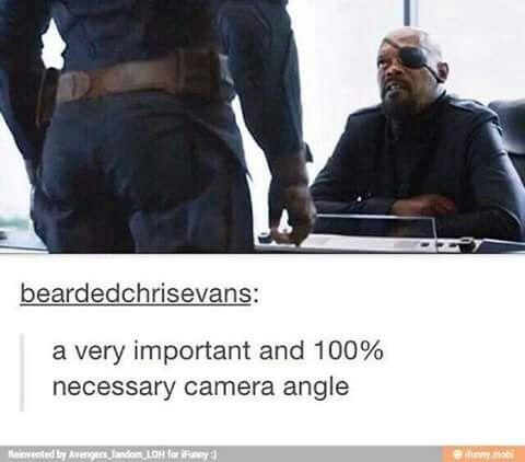 100% necessary camera angle