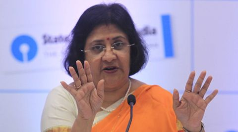 SBI chief Arundhati Bhattacharya gets a second term for a year - The Indian Express #757LiveIN