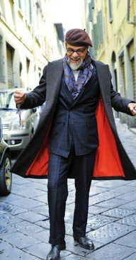 Old men definitely can and occasionaly need to dress like this
