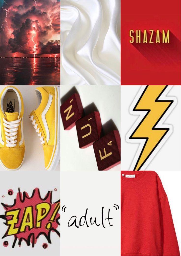 Captain Marvel Shazam Billy Bateson dc superheroes