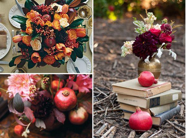 Свадьба осенью! Идеи для осенней свадьбы!