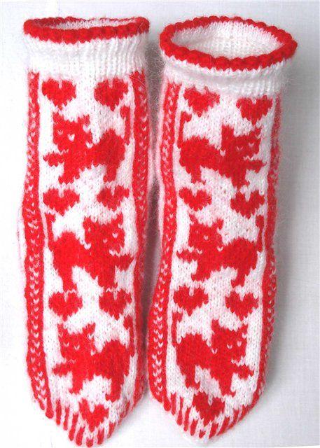 cats diagram for knitting socks and mitterns | make handmade, crochet, craft