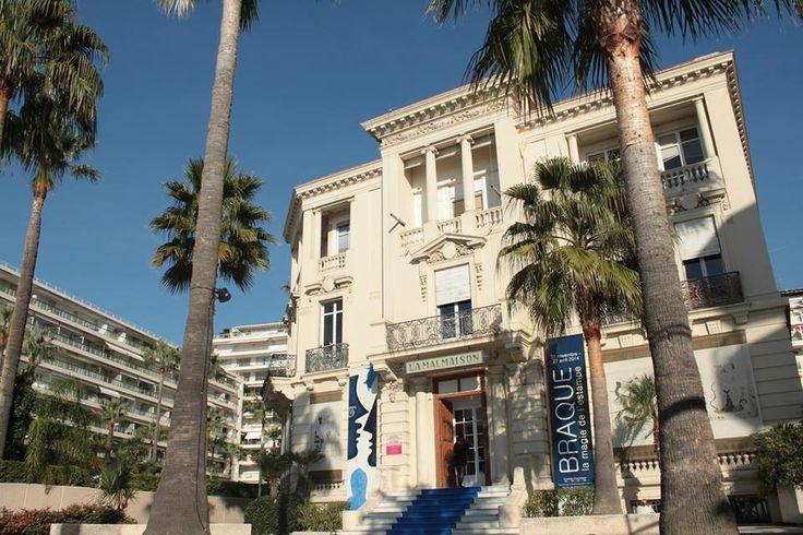 Exposition George Braque à la Malmaison à Cannes