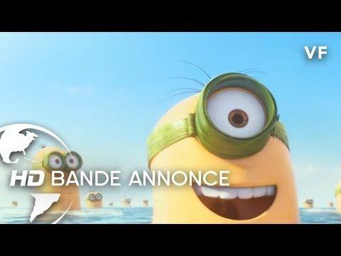 Les Minions / Bande Annonce officielle