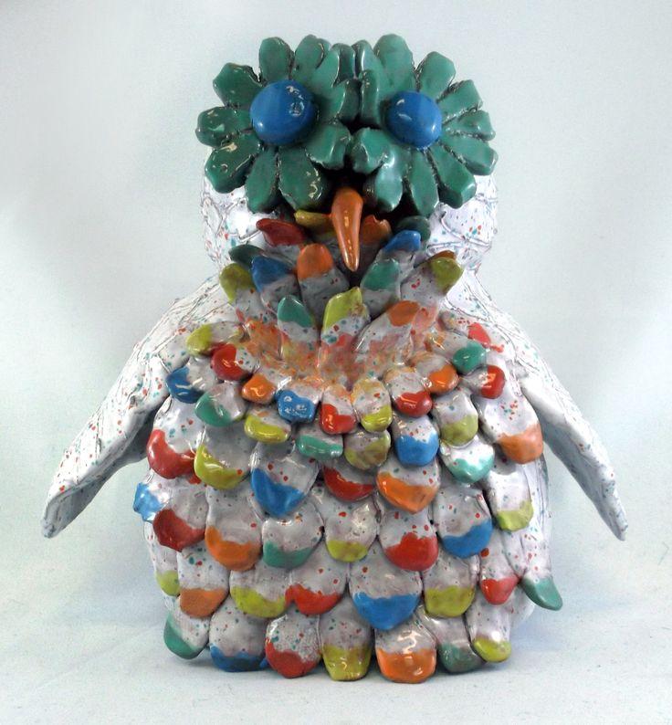 Clay Garden Sculpture Workshop with Raina Enss