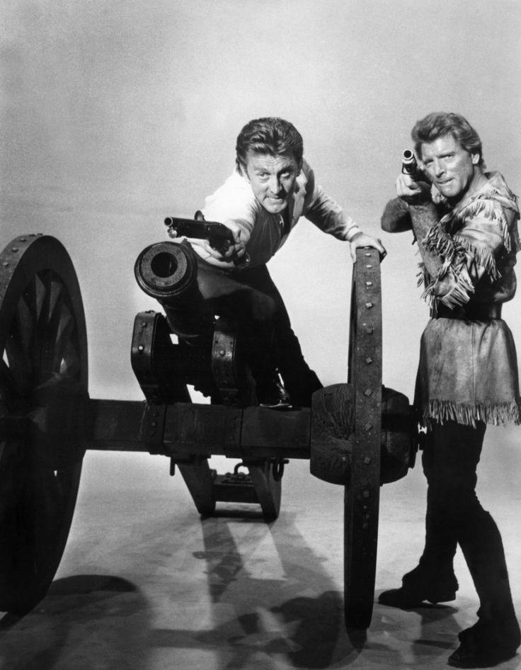 THE DEVIL'S DISCIPLE - Burt Lancaster & Kirk Douglas