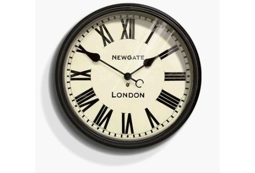 Battersby wall clock from newgate clocks another popular for Newgate battersby wall clock