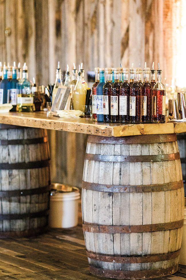 High West Distillery Wedding