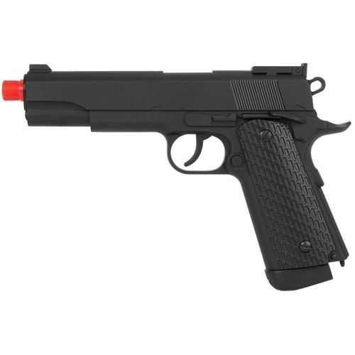 500 fps well full size airsoft m 1911 gas co2 hand gun pistol w 6mm bb bbsAirsoft Gun *** Check out this great product.