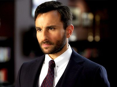 Saif Ali Khan moved by Tarantino!