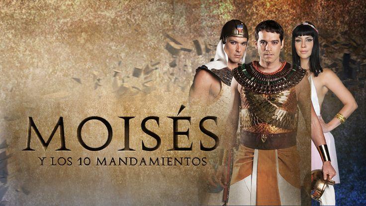 los diez mandamientos novela | Moises Abre Las Aguas HOY TELEFE - Taringa!