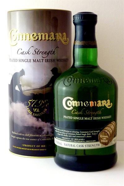 Connemara Peated Single Malt Irish Whiskey, Kilbeggan Distillery, Kilbeggan, County Westmeath
