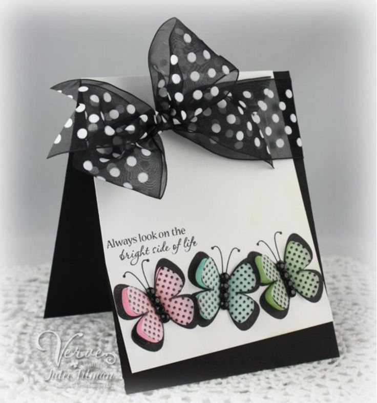 BLACK AND WHITE CARD - SPLIT COAST STAMPERS …