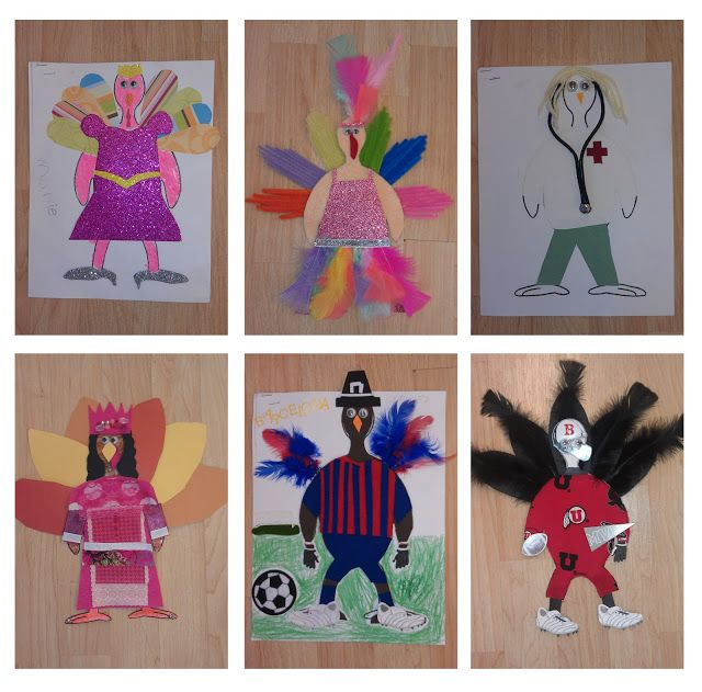 Images of turkey cut out dress up