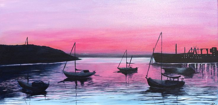 Lydia Dawson Artwork- acrylic paintings of holiday memories and pets.
